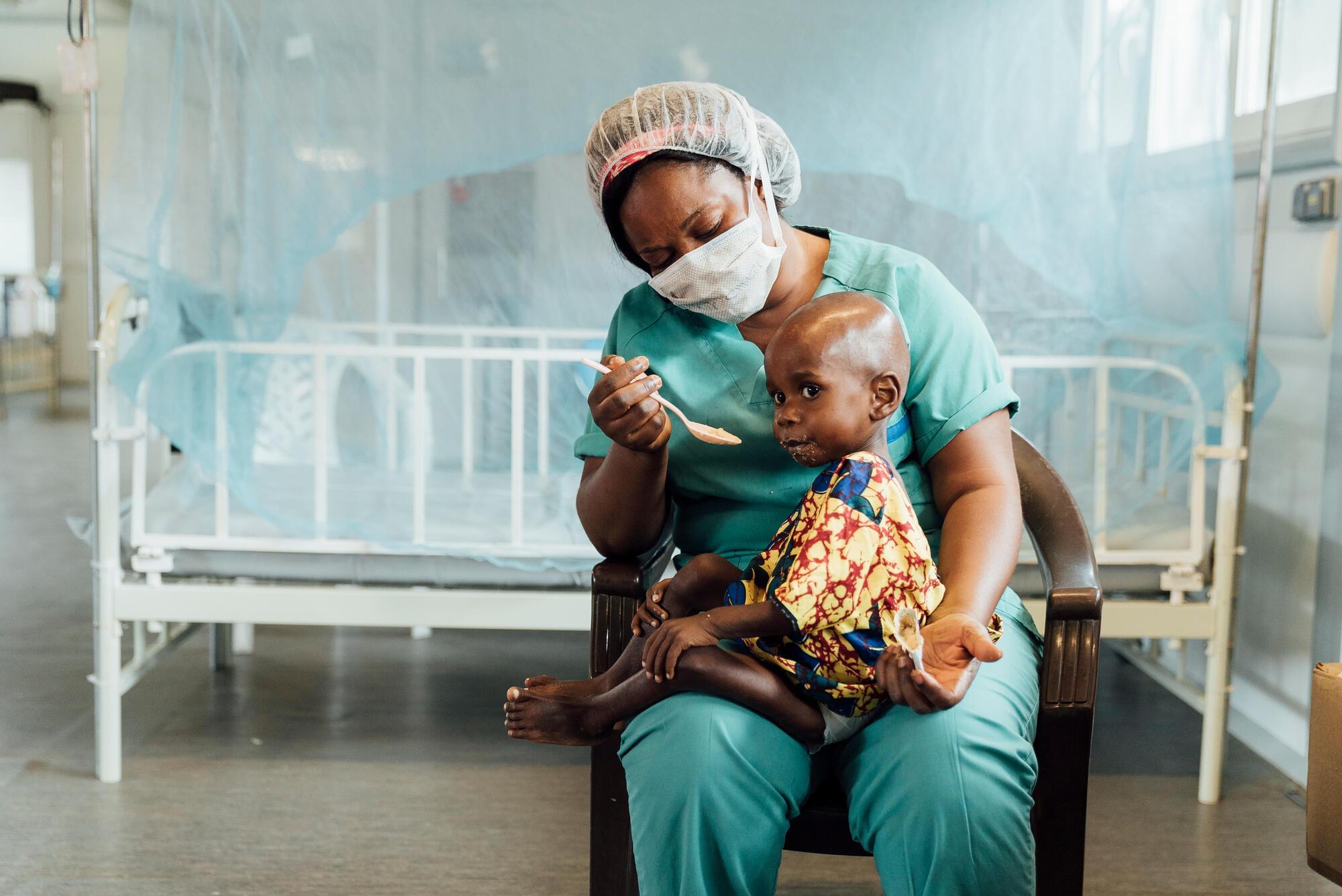 Inside Hangha hospital: Tales from Sierra Leone