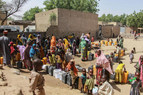 Nigeria, Banki, March 2017