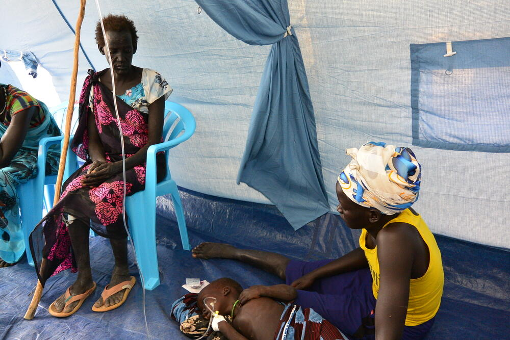 Riang, Jonglei state - Emergency Intervention