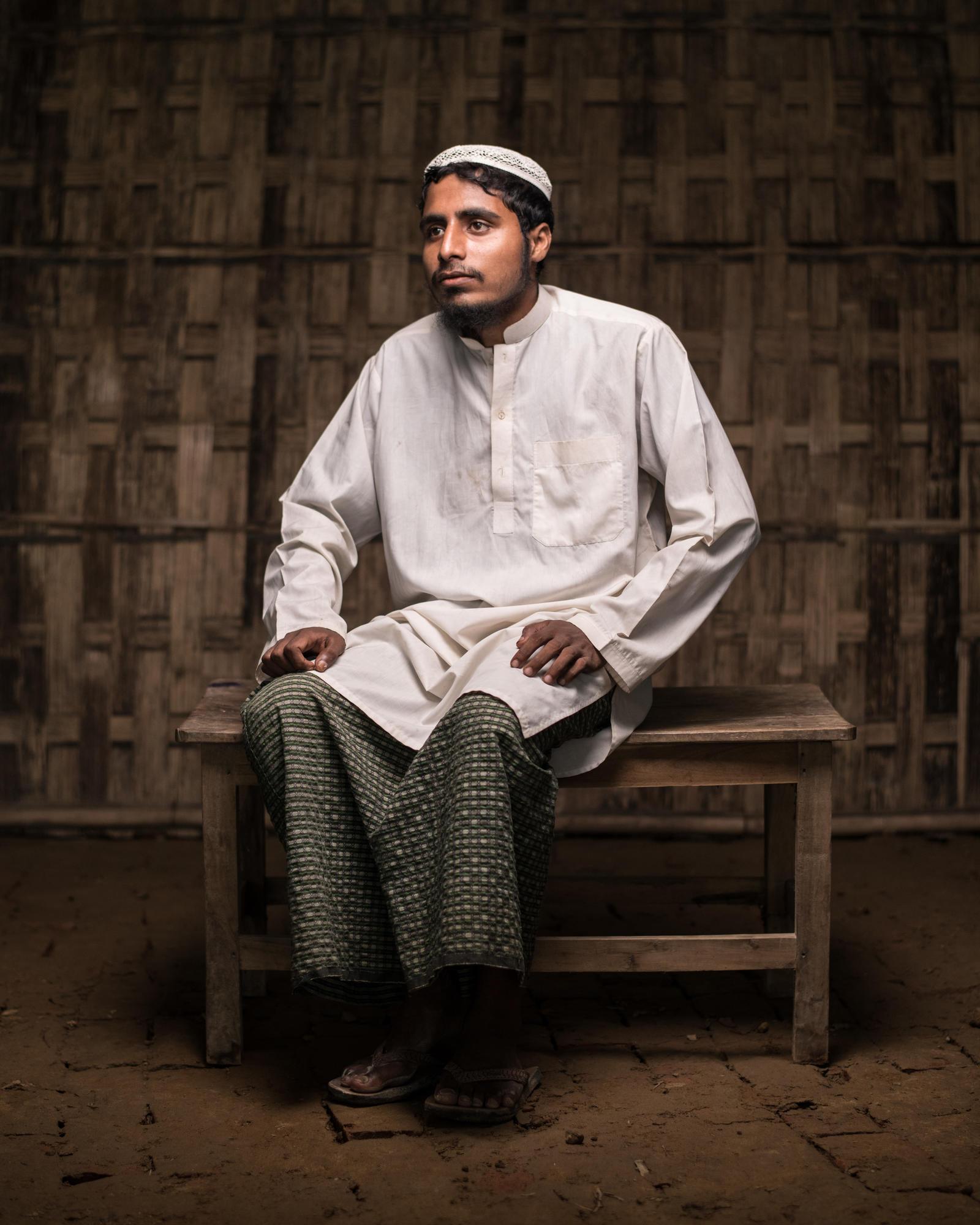 Mental Health: Rohingya Trauma and Resilience - Mohammad Story
