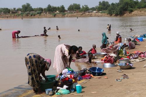 Cholera epidemic, Am Timan