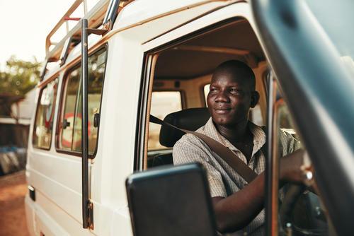 Ojulu Odook, driver
