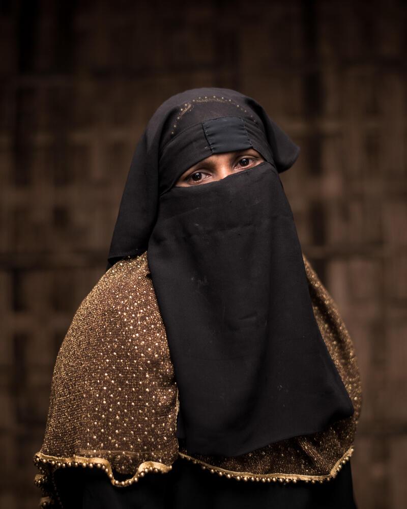 Mental Health: Rohingya Trauma and Resilience - Majeda Story