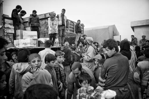Ain Issa IDP camp