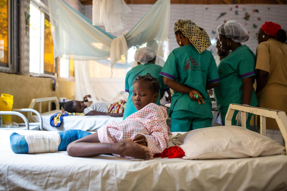 Maroua hospital - Far north Cameroon