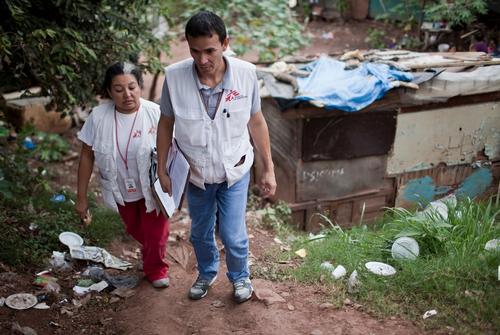 Honduras - Outreach activities in Tegucigalpa