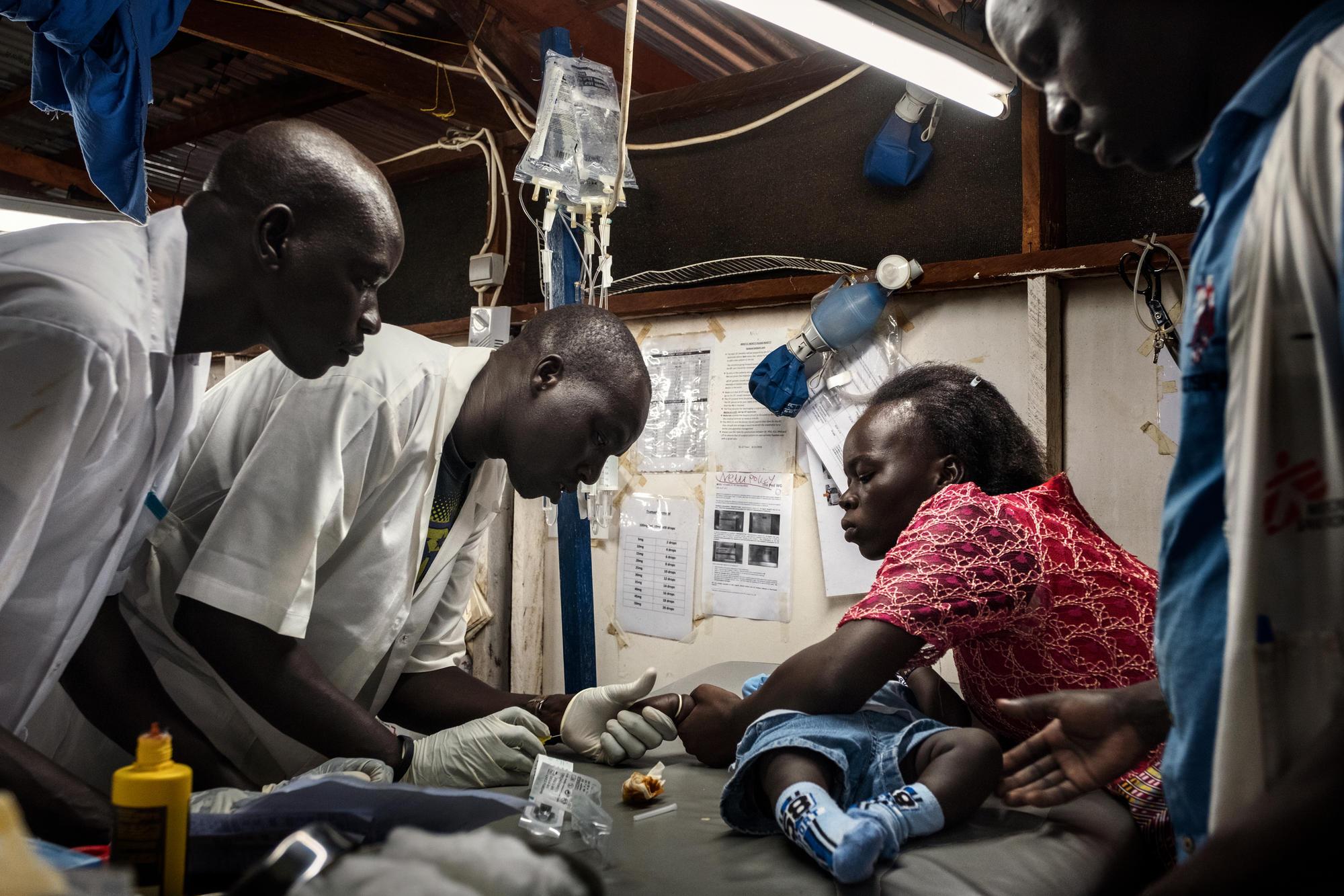 South Sudan | MSF medical and humanitarian aid
