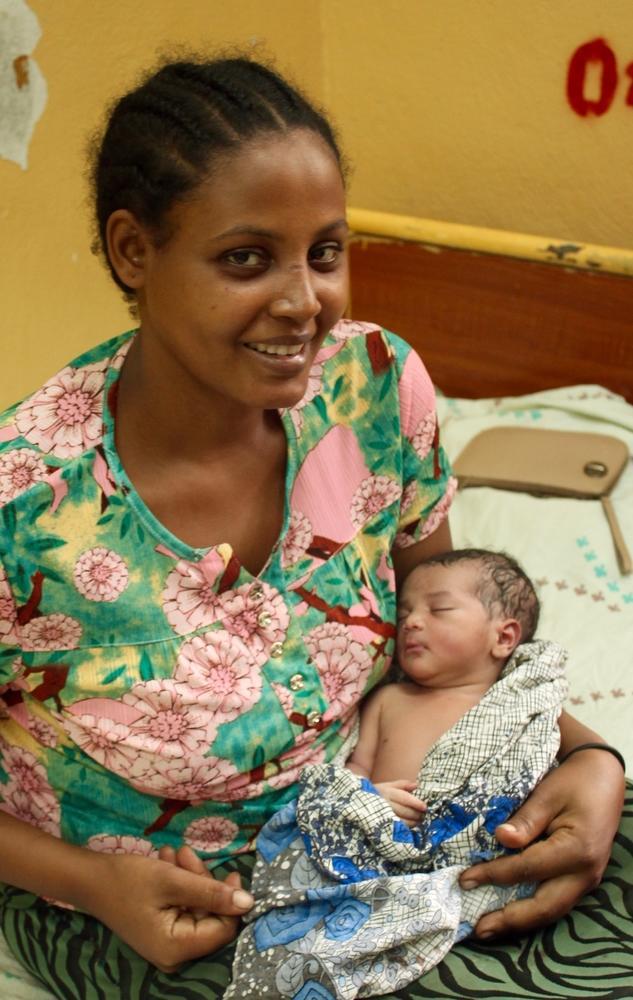 Ethiopia baby 3