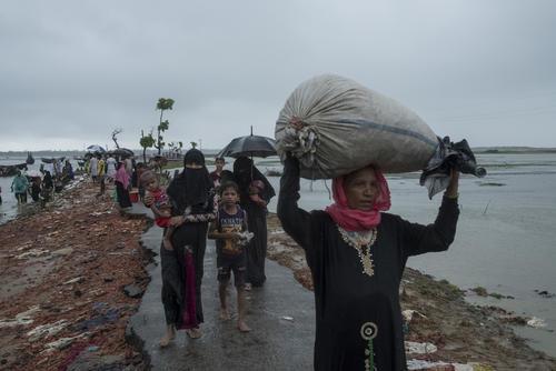 MSF Medical Action - Rohingya Crisis