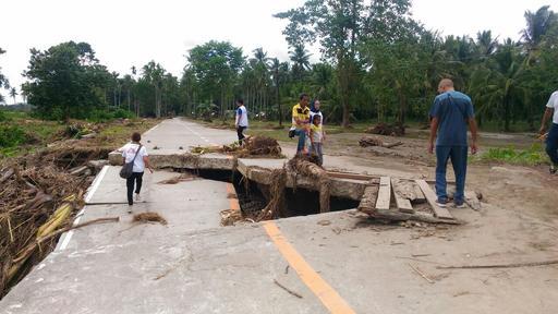 Philippines: responding to Typhoon Tembin