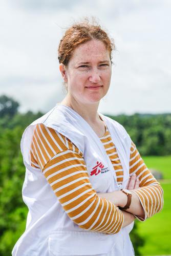 Kate White Emergency Medical Coordinator