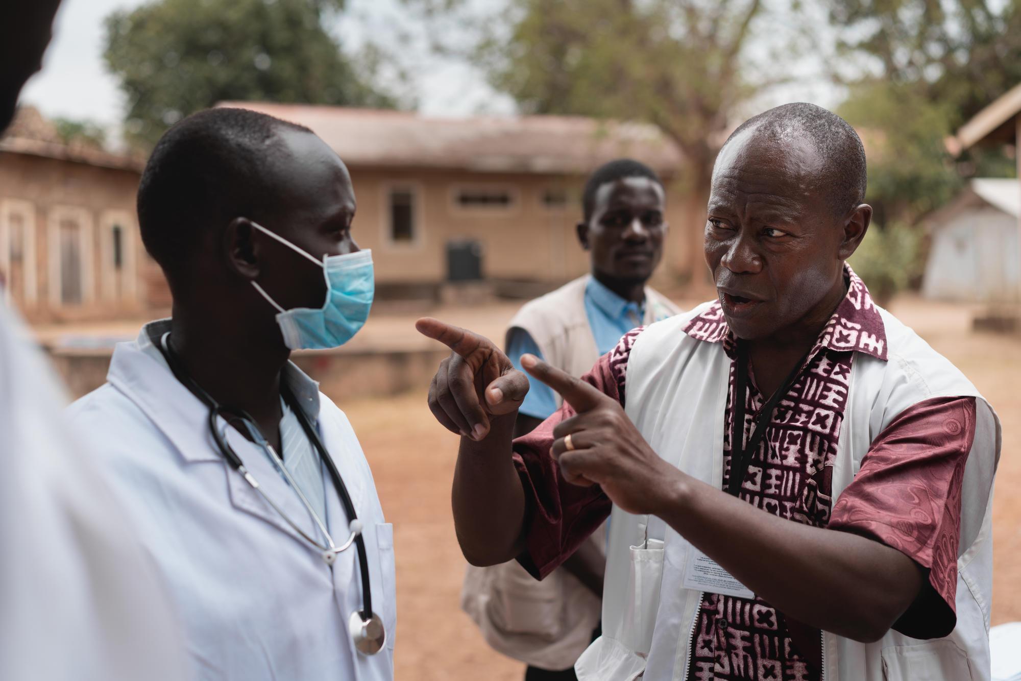 COVID-19 Intervention in South Sudan