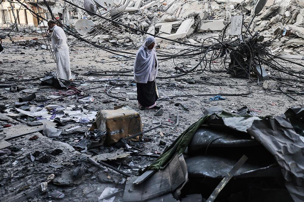 PALESTINIAN-ISRAEL-CONFLICT-GAZA-RAMADAN