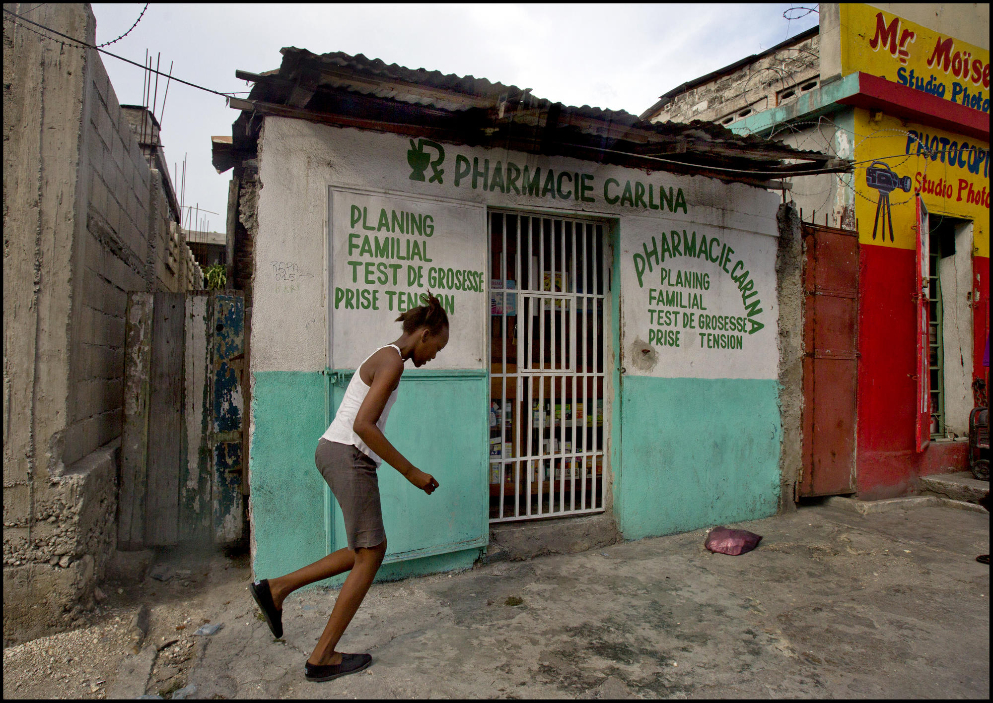 """""""Because Tomorrow Needs Her"""" communications project - Unsafe abortion in Haiti"""