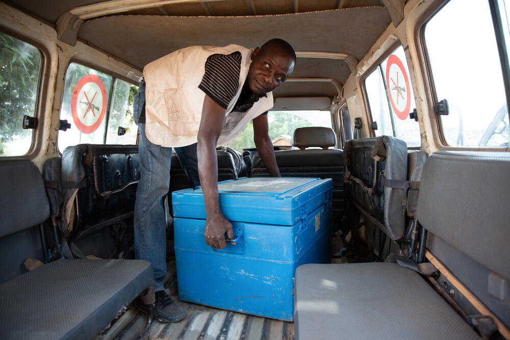 MSF Measles Intervention Bera