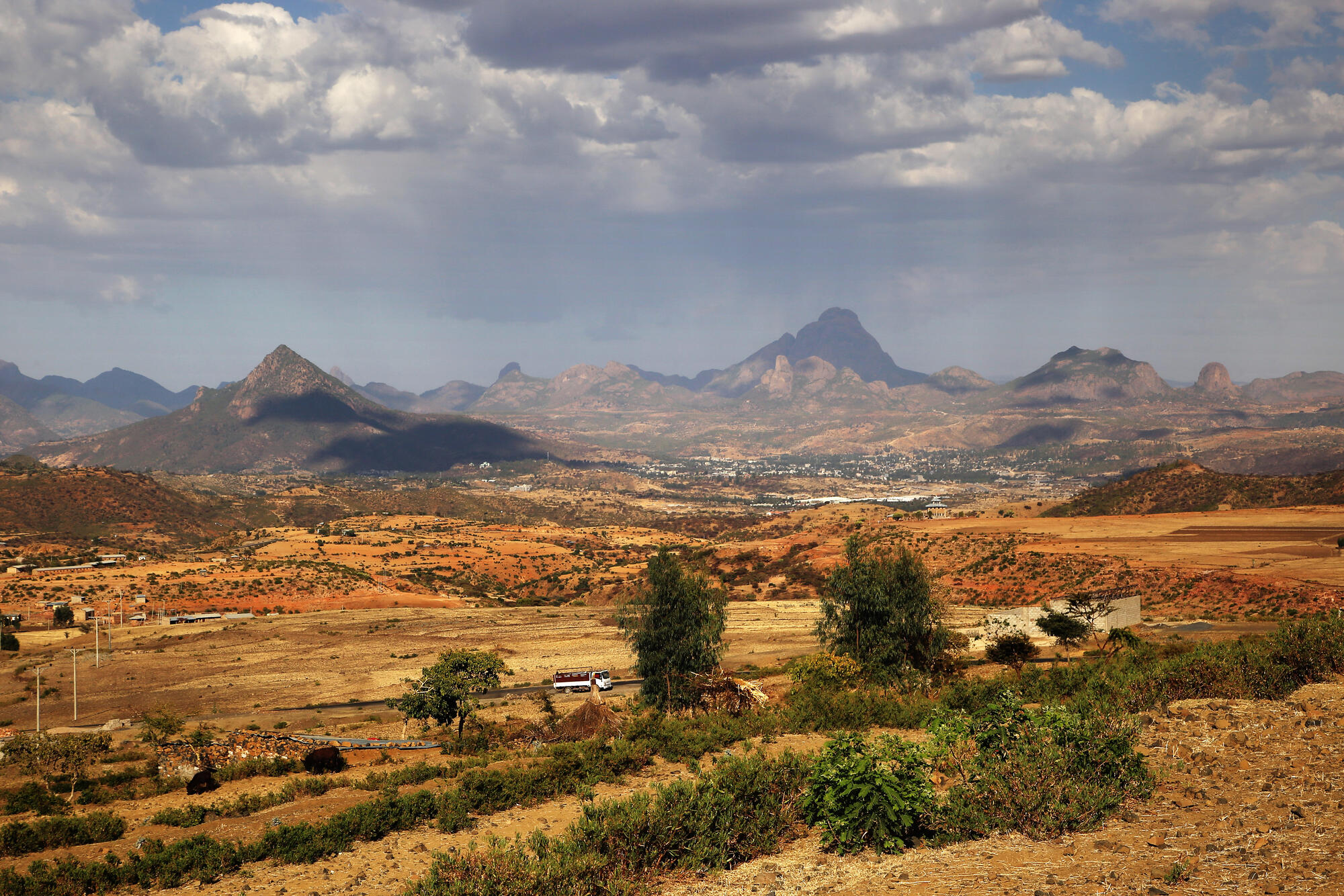Photostory: Reaching the forgotten communities of the Tigray crisis
