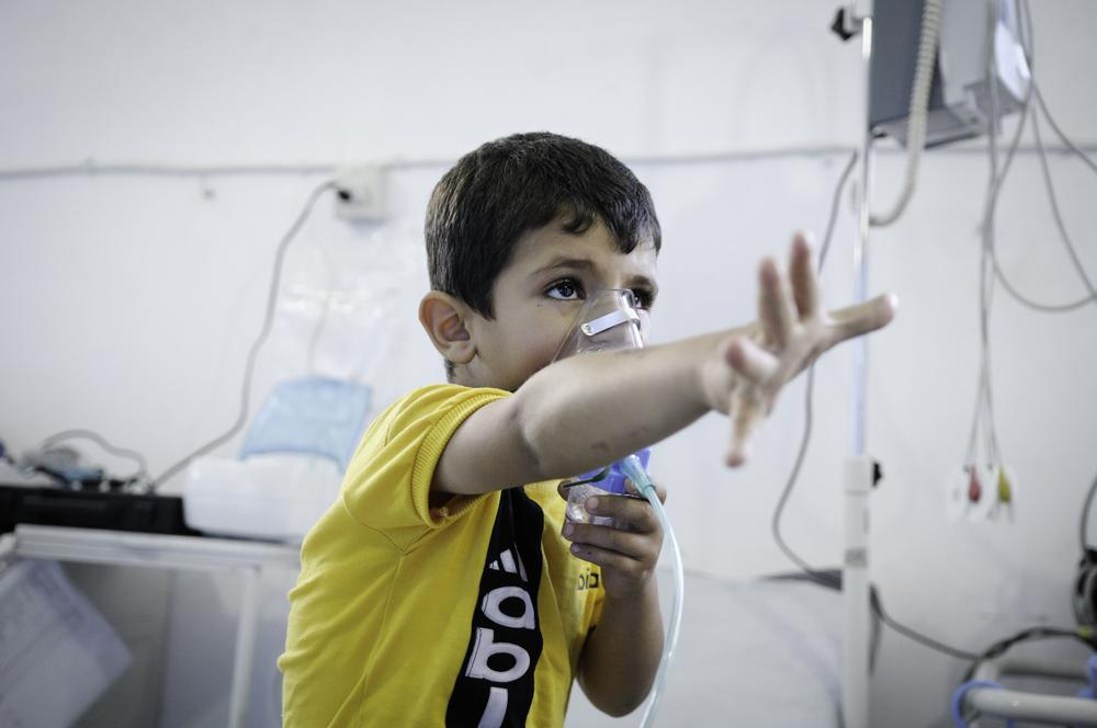 2013: Syrians' needs increase (3)