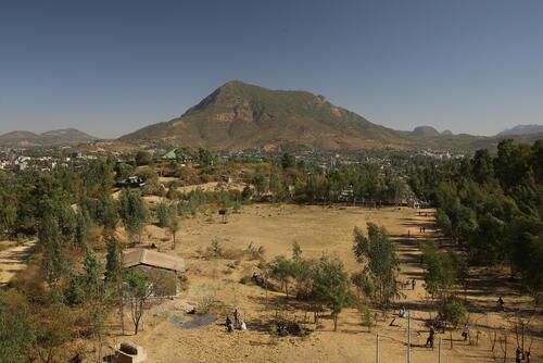 Panorama of Adwa