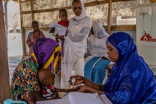 Humanitarian crisis in Diffa, Niger