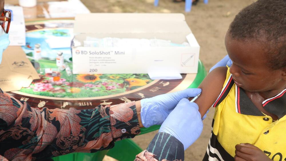 Dhobley Vaccination Campaign