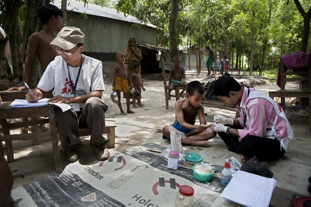 Kala Azar treatment in Fulbaria