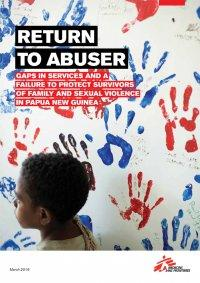 Return to Abuser report cover EN