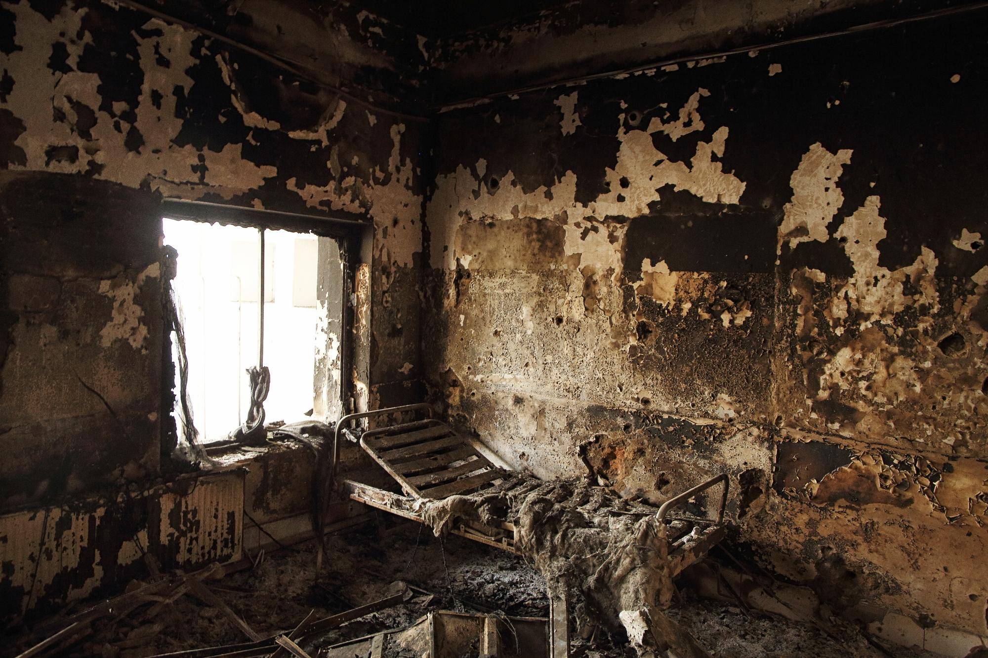 """Even War Has Rules"": Remarks On Kunduz By Deane Marchbein And Jason Cone In Washington, DC"