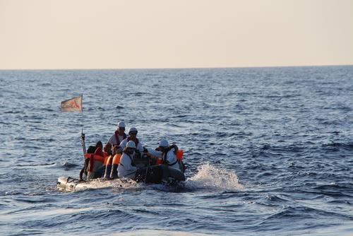 Dignity rescue operation, 29 August
