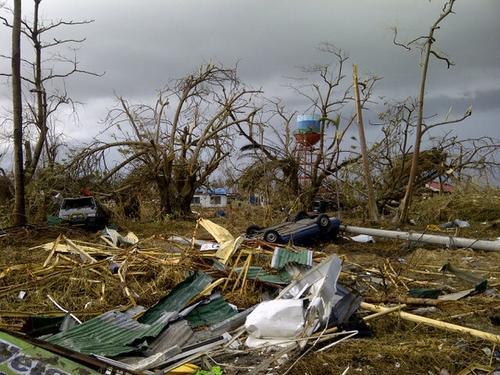 Emergency Philippines - Nov 2013