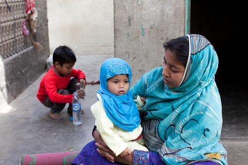 MSF Clinic Hepatitis C Unit - Noor Alam #3