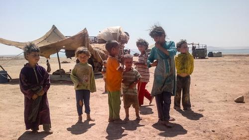 Syria - Al Safira district