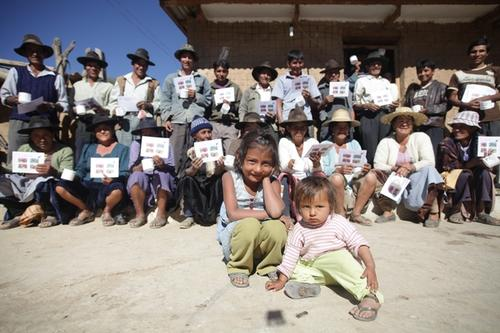 MSF Chagas project in Aiquile, Bolivia