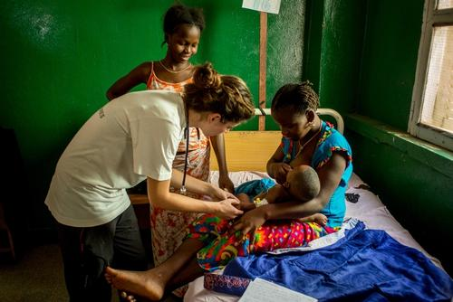 Guinea-Bissau. New healthcare project for children in Bafata