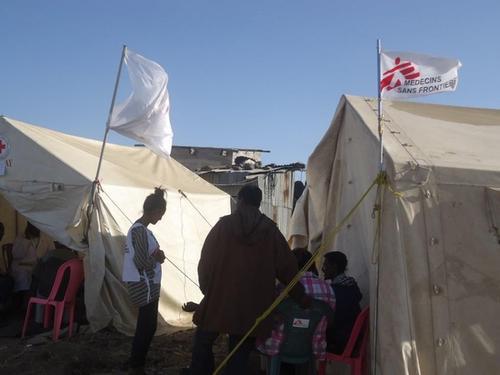Ethiopia returnees 2013