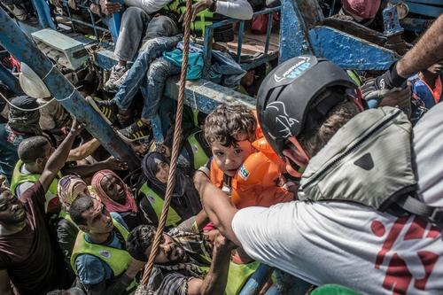 The rising deaths at sea, the physical and administrative border walls, the abysmal reception or detention conditions and eventual refoulement should be viewed by G7 countries as a humanitarian failure on their watch