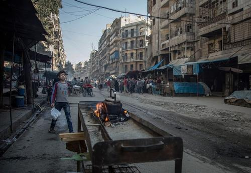 East Aleppo