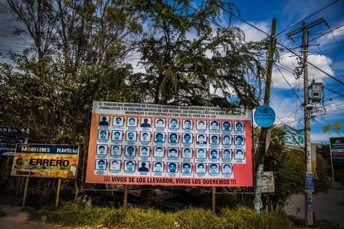 México - Ayotzinapa