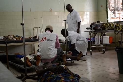 Hôpital Communautaire de Bangui