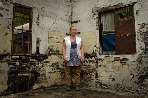 Sarah Maynard MSF Project Coordinator  Leer South Sudan