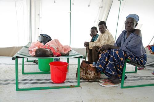 Cholera Juba South Sudan
