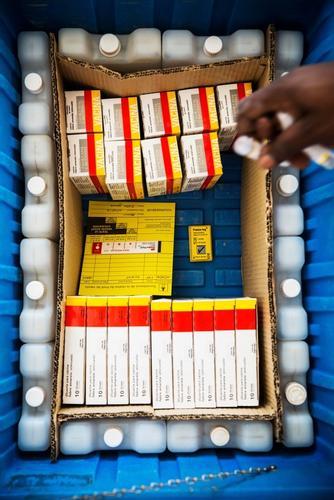 MSF Yellow Fever Vaccination in Kinshasa, DRC