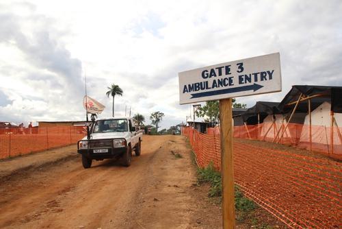 Kailahun Ebola Sierra Leone 2014