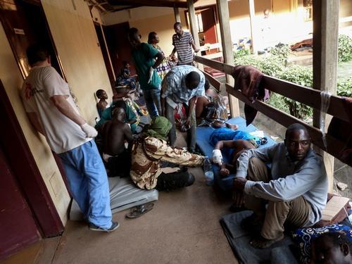 Community Hospital, Bangui