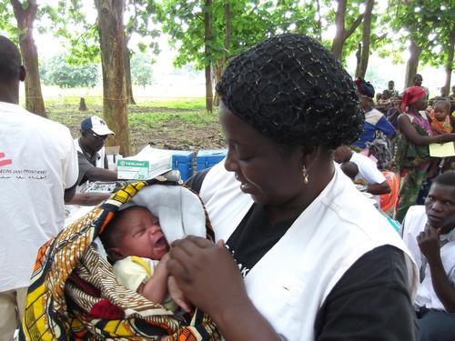 Healthcare in Boguila, Central African Republic
