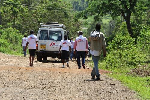 HIV program in Ndhiwa sub-county, Homa Bay