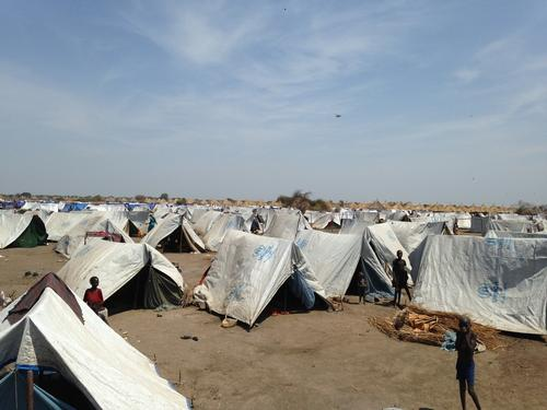 south Sudanese refugees in Ethiopia's Gambella region