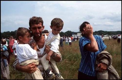 Bosnia-Herzegovina, 1995 1996