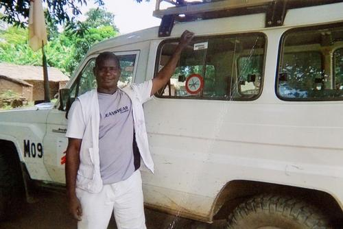 A tribute to our colleague Arsene, killed in CAR