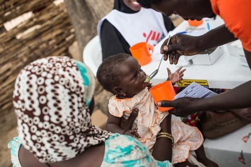 Seasonal Malaria Chemoprevention Kukerita Yobe State Nigeria