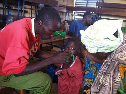 preventive strategy against malaria (Seasonal Malaria Chemoprevention)